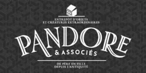 logo société Pandore & Associés