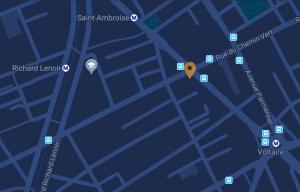 image pour localiser pandore dans paris
