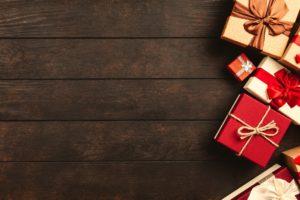 image parquet et cadeaux