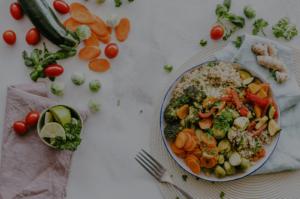 image plats et aliments restauration